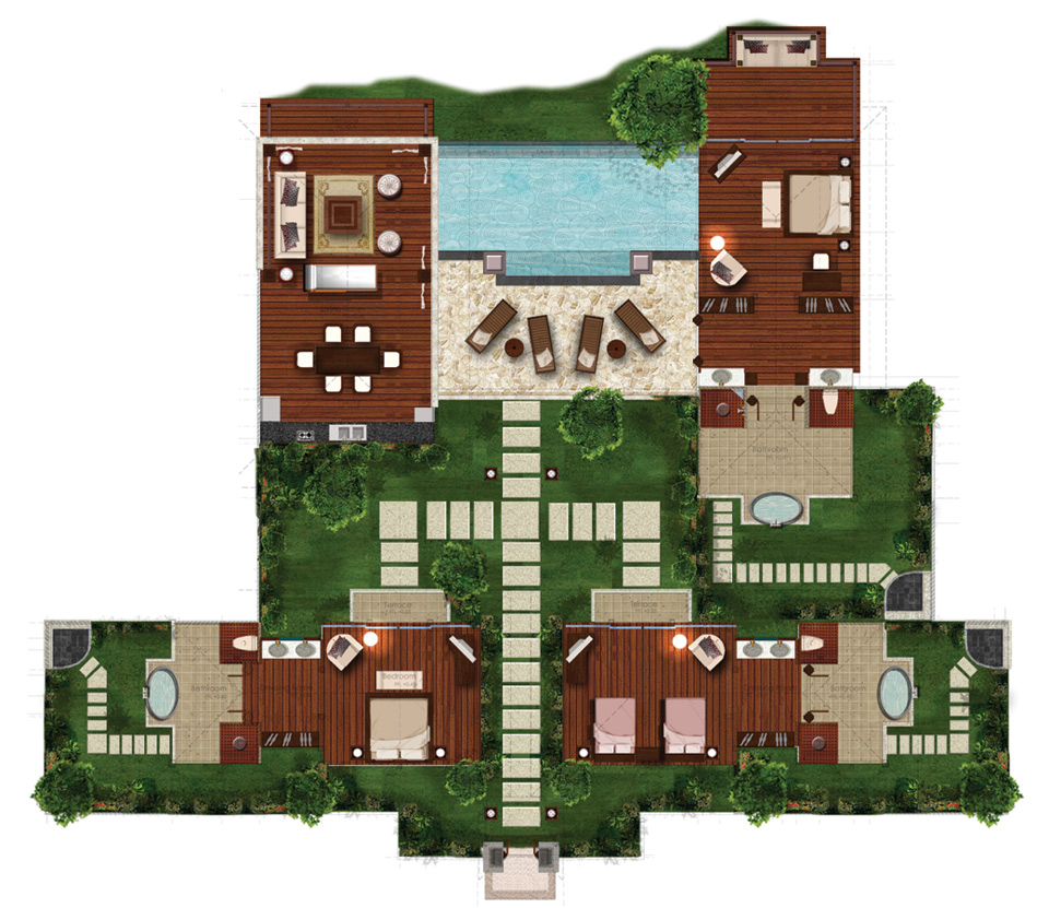 The Nature Sanctuary Eco Luxury Resort Amp Residences